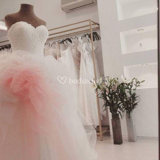 Vestido de novia Julia