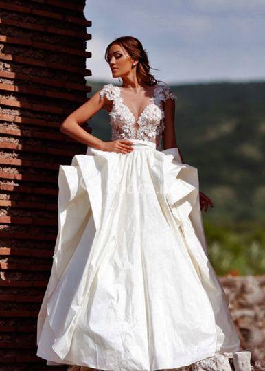 Vestido de novia Elena