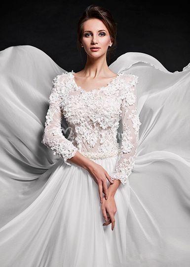 Vestido de novia Sara