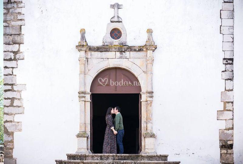 Preboda Natalia y José
