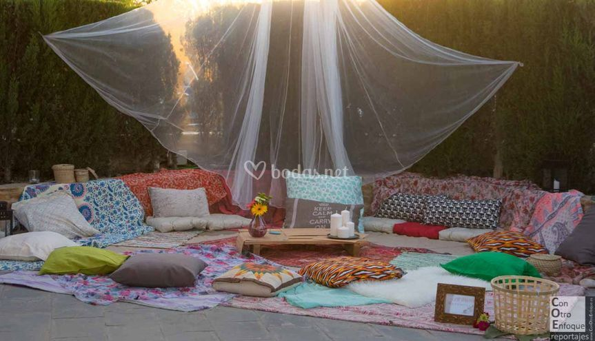 """Chillout """"boho party"""""""
