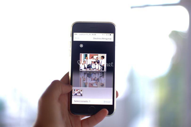 Envía tu foto