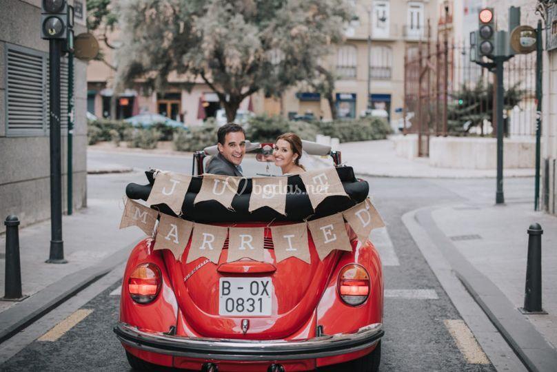 Boda Sara y Carlos