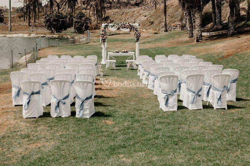 Ceremonia El Cortijo