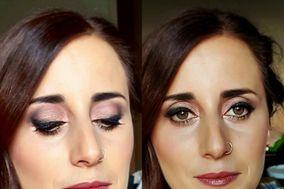 Analía makeup