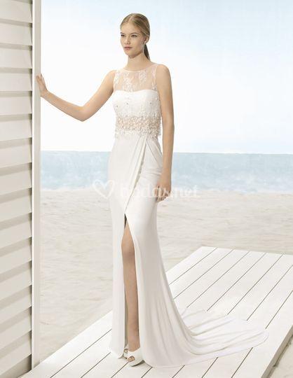 Aire Beach Wedding