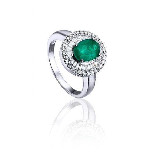 pendientes diamantes alta joyera