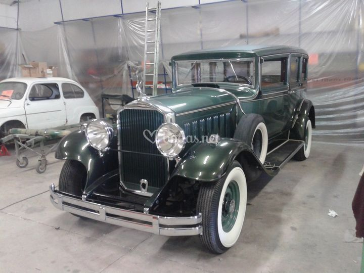 Pierce Arrow limusina de 1929