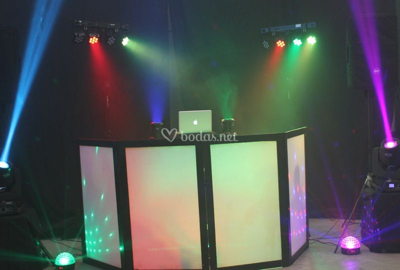 Montaje standar disco