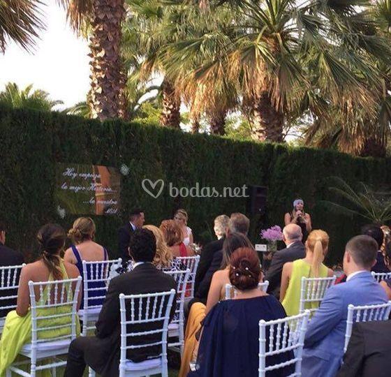 Boda Marta y Adrián