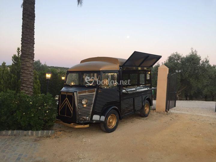 Food Truck para bodas
