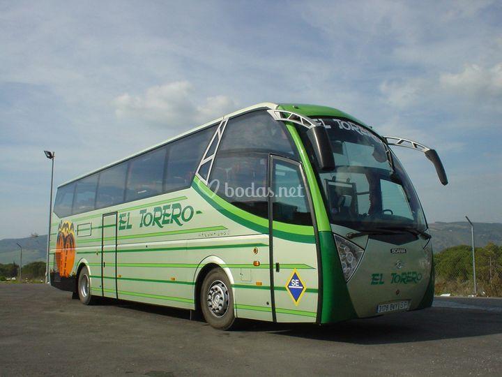 Autobuses de 35 plazas