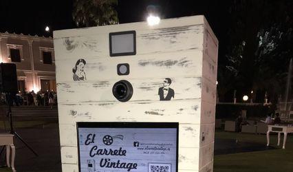 El Carrete Vintage - Fotomatón 1
