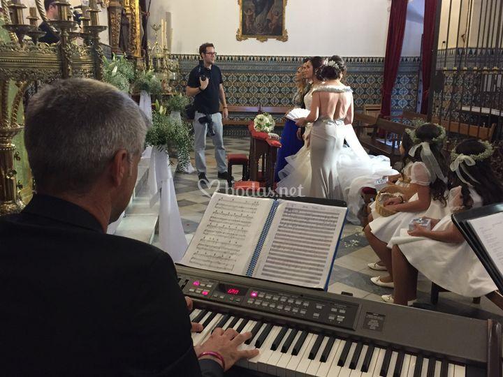 Ceremonia Rocio y Samuel