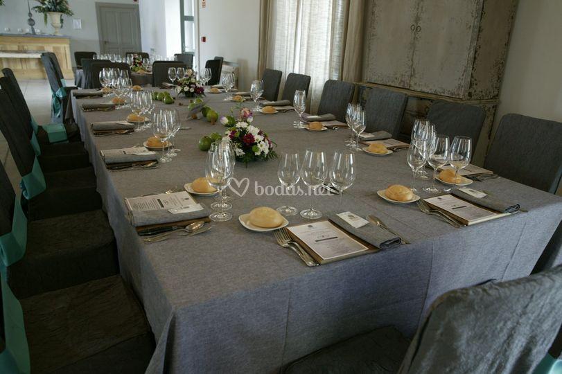 Mesa para eventos