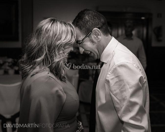 Durante el baile