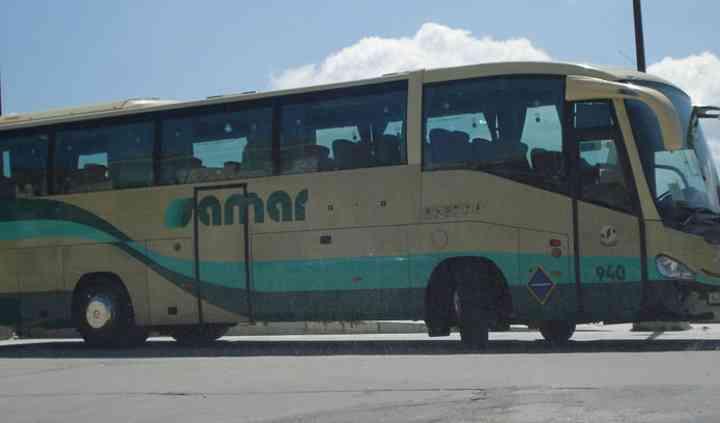 Autobús Samar