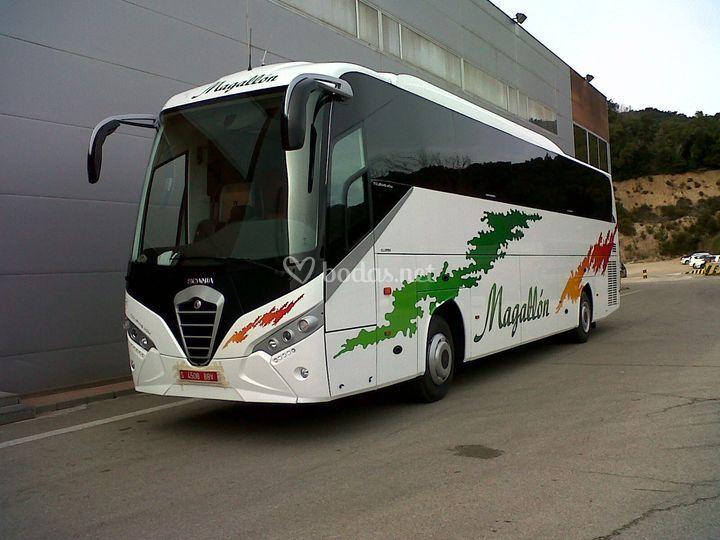 Bus 60 plazas