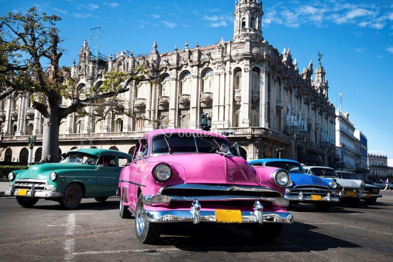 Encantos de Cuba