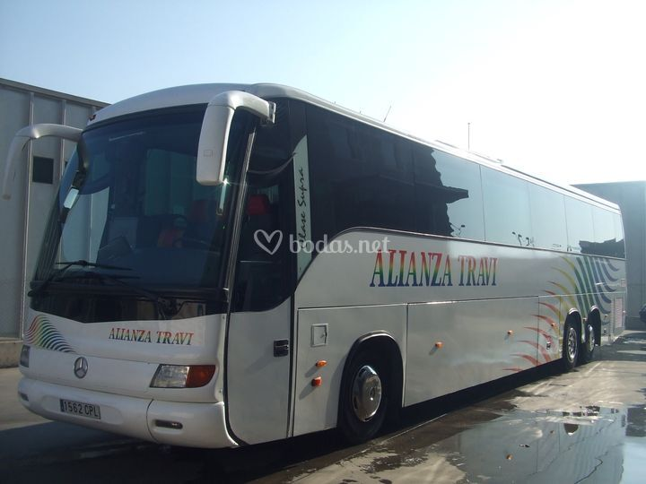 Bus Gat Travel 72 plazas