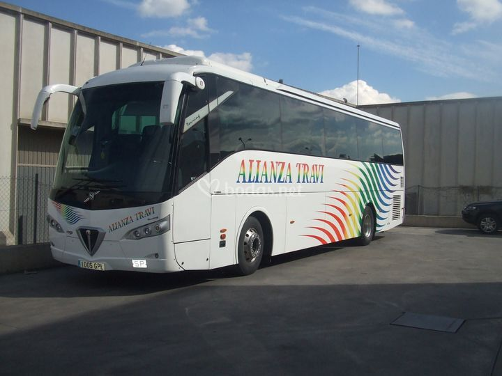 Bus Gat Travel 60 plazas
