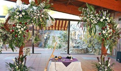 Decoraciones de bodas y eventos Paraíso 1