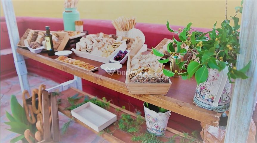 Buffet de panes