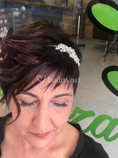 Peinado y make up