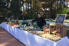 Valle de Aras - Buffet de quesos