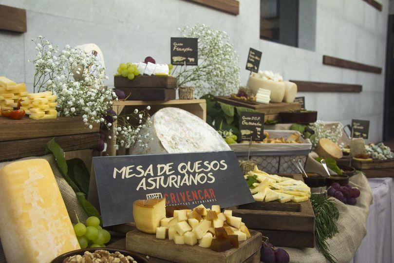 Crivencar productos de Asturias
