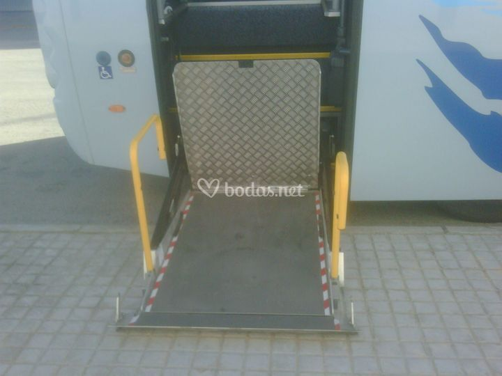 Bus adaptado