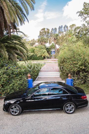 Mercedes de alta gama
