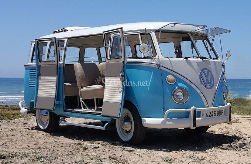 Domingo - Volkswagen T2