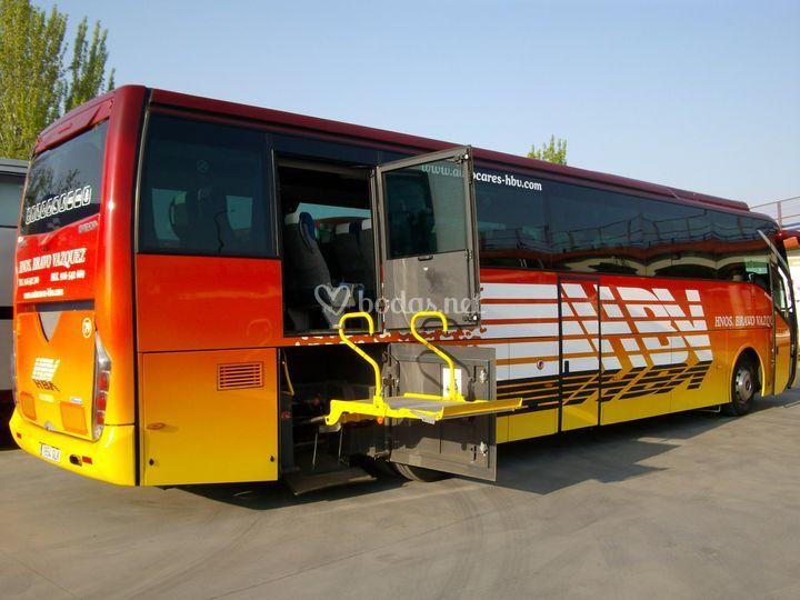 Autobus adaptado
