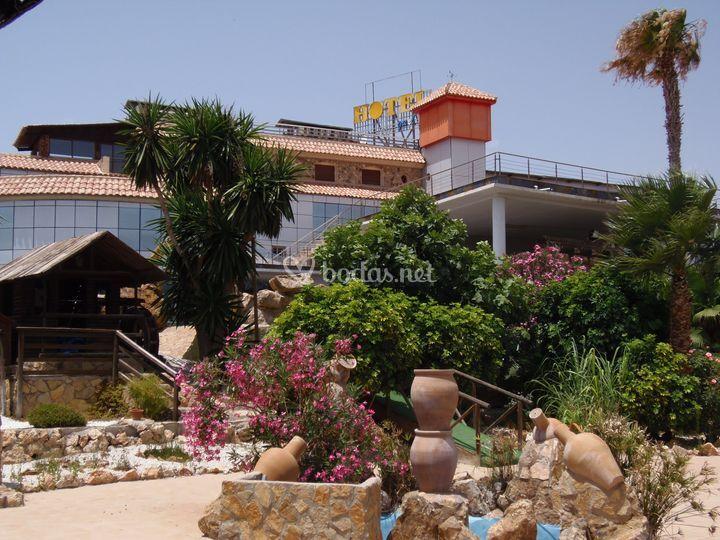 Águilas Hotel Resort