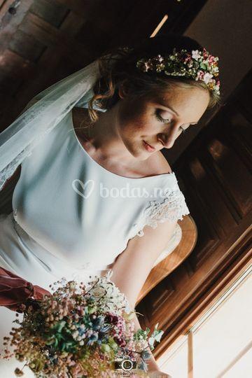 Detalles de novia