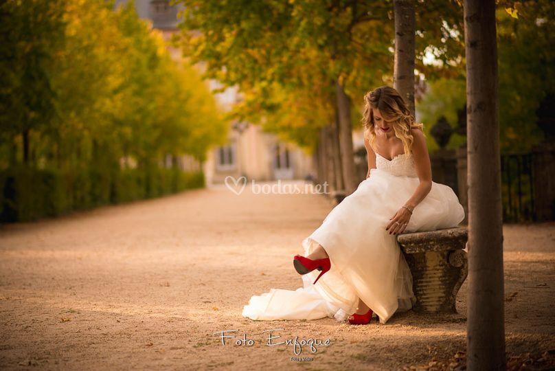 Postboda novia