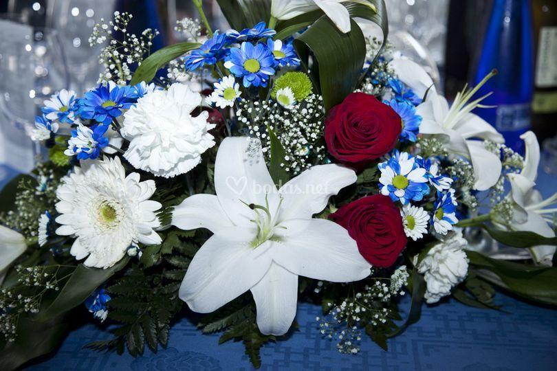 Flores para ceremonias.