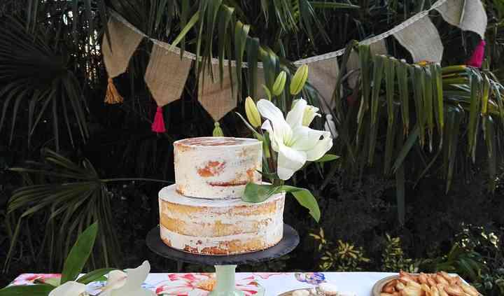 Naked Cake Lilium