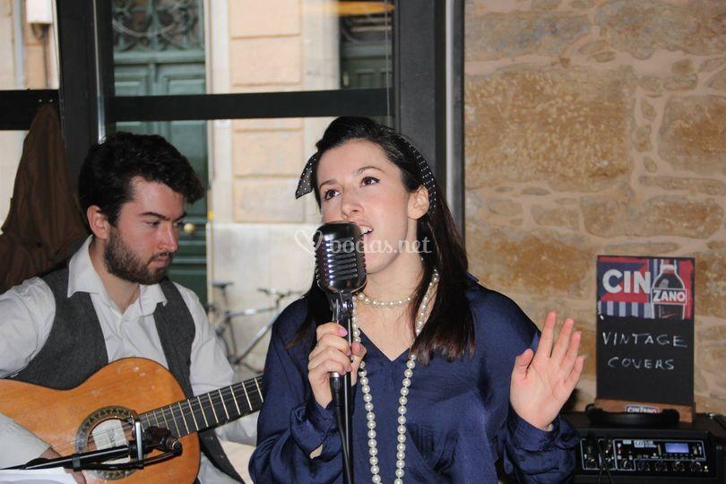 Actuación en Oviedo