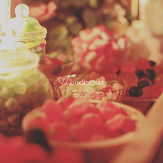 Chuches mesa dulce