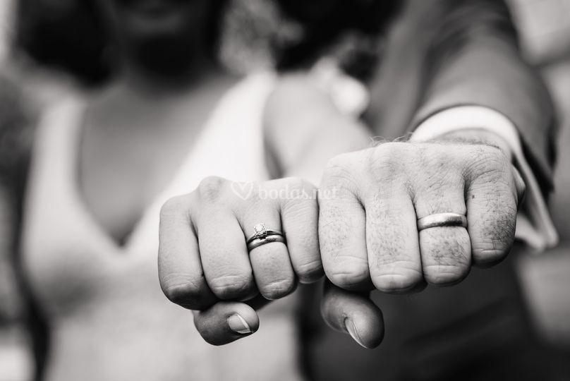 La fuerza del matrimonio