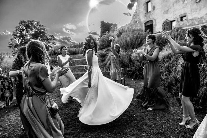 La novia mágica