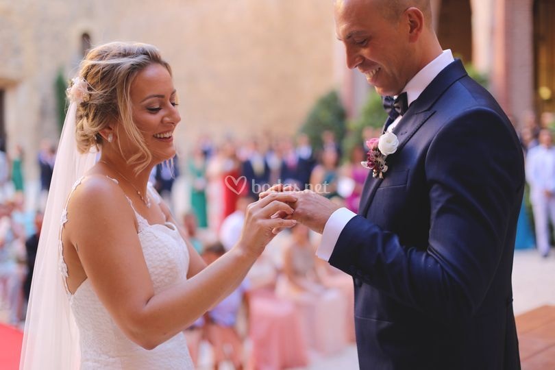 Foto/vídeo de bodas en Madrid