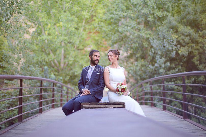 Foto/vídeo bodas Madrid Cuenca