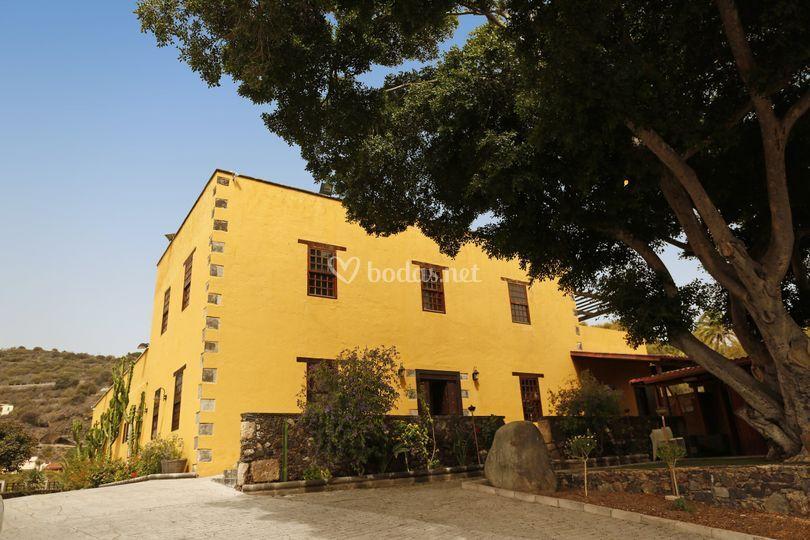 Hotel Rural THe Maipez