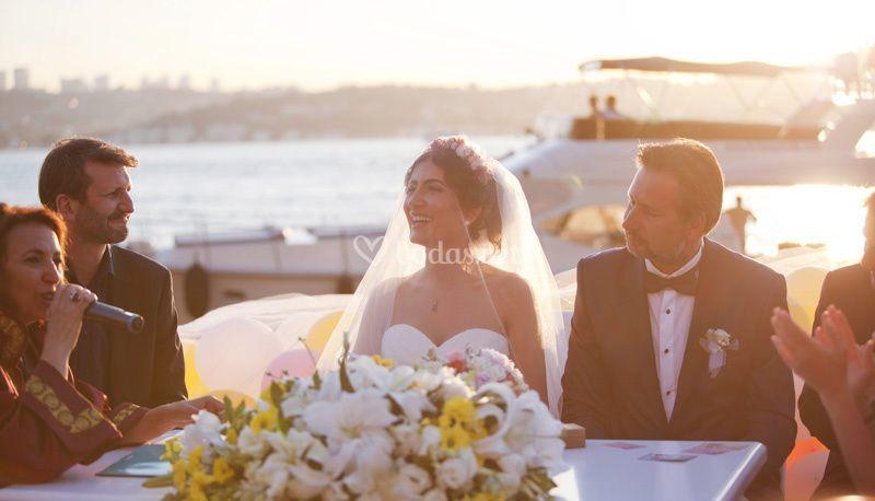 Ceremonia, Istanbul