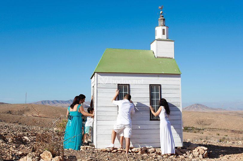 Momentos en la iglesia