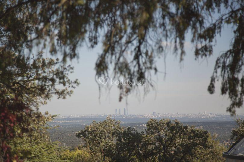 Vistas Casona de Torrelodones