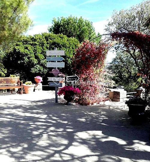 Detalles Casona Torrelodones